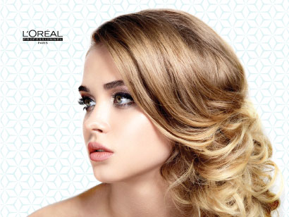 Blond hair blow out | Johnny Rodriguez The Salon